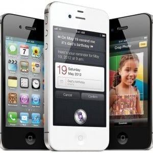 iPhone 4s & 4 reparatie