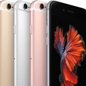 iPhone 6s reparatie iPhone 6S Plus en 6S