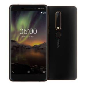 Nokia 6 2018 reparatie