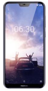 Nokia 6.1 Plusreparatie