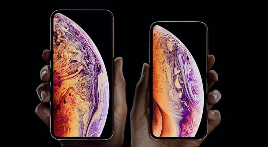 Nieuwe iPhone XS Max, iPhone XS en iPhone XR aangekondigd door Apple