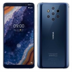 Nokia 9 PureView reparatie