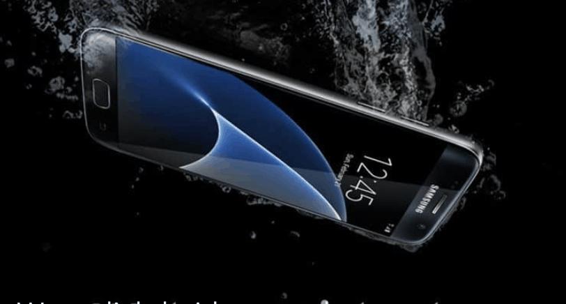 Waterdichtheid smartphones