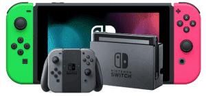 Nintendo Switch reparatie Den Bosch