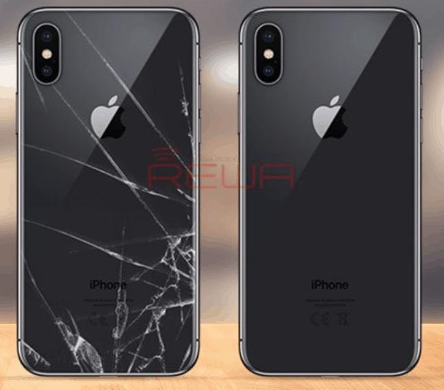 iPhone glas achterkant vervangen